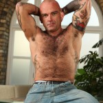Butch-Dixon-Seth-Wilkins-Hairy-Muscle-Daddy-IMG_8204-150x150 Hot Hairy Muscled Daddy Jacks His Thick Uncut Cock