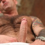 Butch-Dixon-Seth-Wilkins-Hairy-Muscle-Daddy-IMG_8230-150x150 Hot Hairy Muscled Daddy Jacks His Thick Uncut Cock