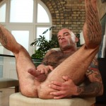 Butch-Dixon-Seth-Wilkins-Hairy-Muscle-Daddy-IMG_8293-150x150 Hot Hairy Muscled Daddy Jacks His Thick Uncut Cock
