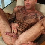 Butch-Dixon-Seth-Wilkins-Hairy-Muscle-Daddy-IMG_8297-150x150 Hot Hairy Muscled Daddy Jacks His Thick Uncut Cock