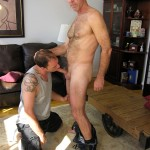 NewYork Straight Men Logan Daddy Gets Cock Sucked DSCN4961 150x150 Straight Daddy Logan Gets His Hairy Cock Sucked