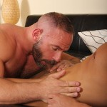 Cocksure-Men-Luis-Valentino-Samuel-Colt-Daddy-Son-Fucking-10-150x150 Daddy Fucks a Younger Guy and Shoots in his Mouth