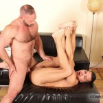 Cocksure-Men-Luis-Valentino-Samuel-Colt-Daddy-Son-Fucking-14-150x150 Daddy Fucks a Younger Guy and Shoots in his Mouth