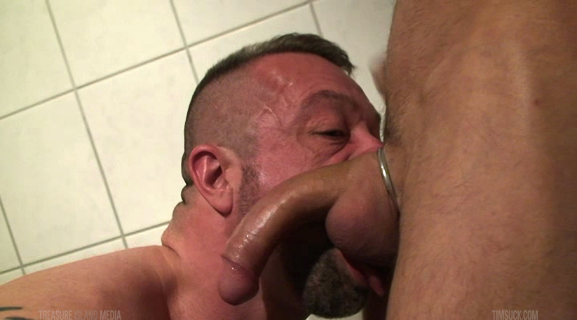 Treasure Island Media TimSuck Joe Bexter and Mauri 03 Daddy Sucks a Big Cock and Gets a Load of Cum