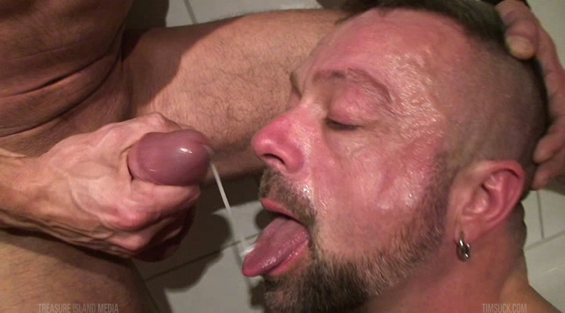 Treasure Island Media TimSuck Joe Bexter and Mauri 10 Daddy Sucks a Big Cock and Gets a Load of Cum