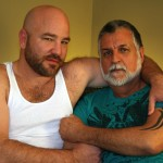 Bear-Films-Latin-Wolf-and-Jose-Lasano-daddy-fuck-02-150x150 Chubby Latin Daddy Bear Rims and Fucks His Chubby Latin Cub