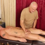 Jake-Cruise-Jeremy-Stevens-Massaged-Blowjob-09-150x150 Amateur Daddy Gives His Younger Friend a Massage and Blowjob