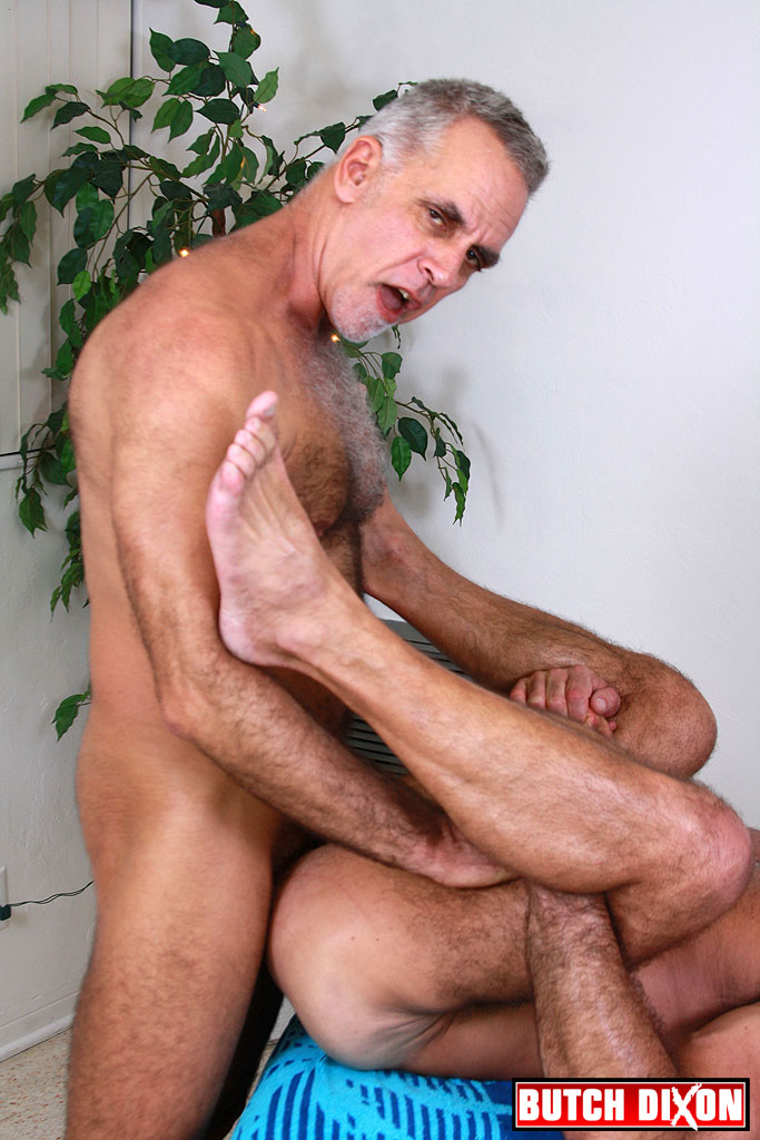 Butch Dixon Jeff Grove and Josh Ford Hairy Daddies Fucking with this Hairy Daddy Cock 12 Jeff Grove and Josh Ford:  Amateur Hairy Daddies Barebacking