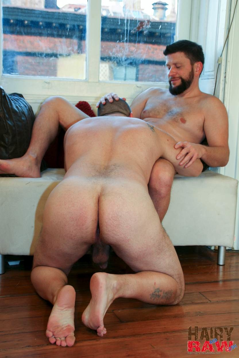 Hairy and Raw Randy Scott and Rob Hunter chubby bears barebacking 04 Sexy Amateur Chubby Bears Raw Piggy Sex Breeding