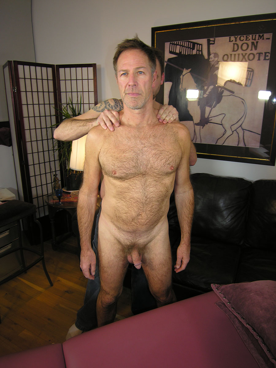 New-York-Straight-Men-Logan-and-Trey-Straight-Hairy-Daddy-Gets-a-Gay-Blowjob-03 Amateur Hairy Straight Daddy Gets A Massage and His Hairy Cock Serviced