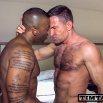 TimTales Matt Sizemore and Kamrun Interracial Bareback Fucking Black Guy Getting Fucked By A White Daddy 01 150x150 Huge Cock Amateur Daddy Barebacks His Younger Black Friend
