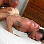 Daddy Raunch Coach Austin Drew Sumrok Daddy Coach Fucking A Muscle Jock Amateur Gay Porn 10 150x150 Hairy Daddy Coach Fucks A Younger Jock Bareback and Hard