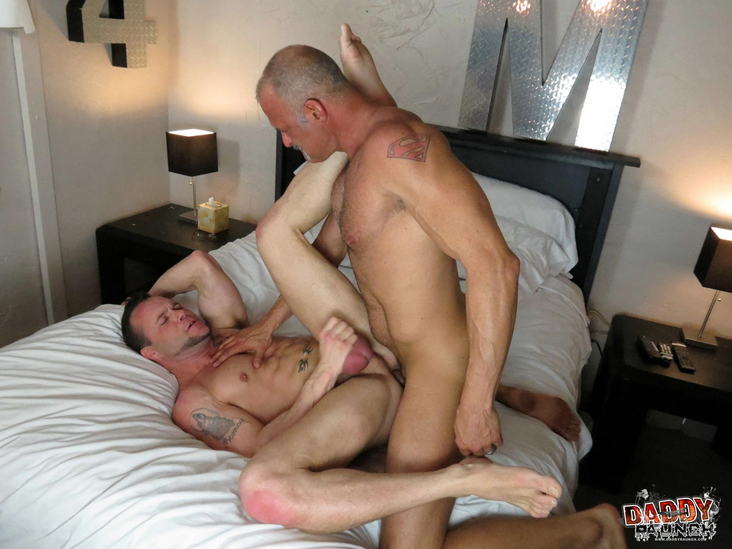 Daddy Raunch Coach Austin Drew Sumrok Daddy Coach Fucking A Muscle Jock Amateur Gay Porn 13 Hairy Daddy Coach Fucks A Younger Jock Bareback and Hard