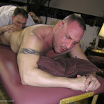 New York Straight Men Rocco Straight Muscle Daddy Getting a Blow Job Amateur Gay Porn 04 150x150 Straight Chubby Muscle Daddy Gets Rimmed and Blown By A Gay Guy