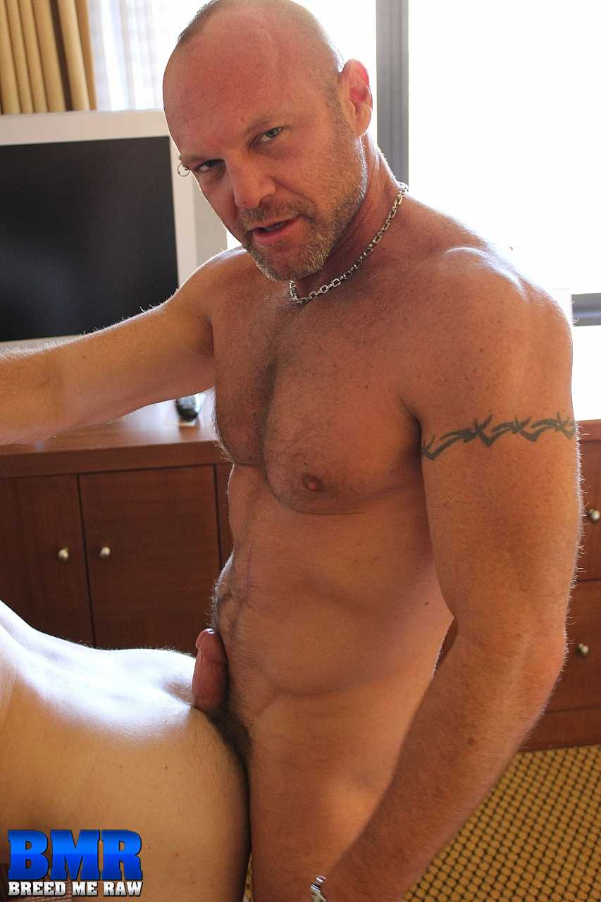 Breed Me Raw Chad Brock and Butch Bloom Hairy Daddy Bareback Amateur Gay Porn 12 Amateur Hairy Muscle Daddy Barebacking A Younger Hot Bottom