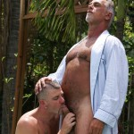 Hairy-and-Raw-Daddy-Jeff-Grove-and-Christian-Matthews-Bareback-BBBH-Amateur-Gay-Porn-02-150x150 Amateur Hairy Silver Daddy With Thick Cock Barebacks His Hung Pool Boy