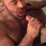 otla scene02 009 150x150 Hung Hairy Muscle Corrections Officer Fucks A Smooth Hung Muscle Inmate