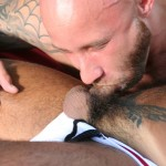 Butch-Dixon-Bo-Bangor-and-Drake-Jaden-Barebacking-Daddy-Muscle-Tatted-Stud-Amateur-Gay-Porn-03-150x150 Tatted Muscle Daddy Fucks His Younger New Neighbor Outside