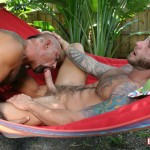 Butch-Dixon-Bo-Bangor-and-Drake-Jaden-Barebacking-Daddy-Muscle-Tatted-Stud-Amateur-Gay-Porn-12-150x150 Tatted Muscle Daddy Fucks His Younger New Neighbor Outside