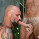 Butch Dixon Jake Marshall and Marco Rios Silver Daddy Fucks His Cub Amateur Gay Porn 13 150x150 Muscle Silver Daddy Jake Marshall Fucks His Younger Hairy Boyfriend