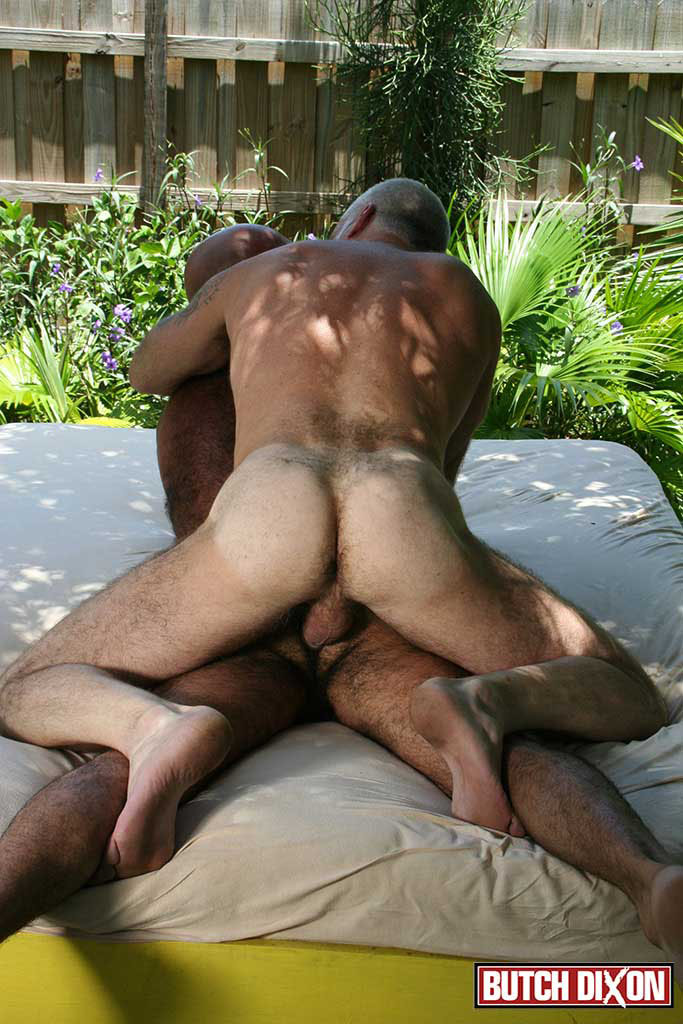 Butch Dixon Jake Marshall and Marco Rios Silver Daddy Fucks His Cub Amateur Gay Porn 16 Muscle Silver Daddy Jake Marshall Fucks His Younger Hairy Boyfriend