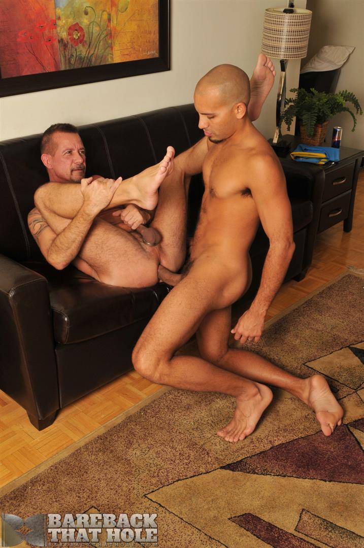 Bareback-That-Hole-Antonio-Biaggi-and-Pierce-Miller-BBBH-Huge-Cock-Bareback-Fucking-Amateur-Gay-Porn-10 Antonio Biaggi Barebacks A Pierced Daddy With His 12