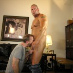 New York Stright Men Rocco Straight Muscle Daddy Gets His Cock Sucked Amateur Gay Porn 04 150x150 Amateur Straight Muscle Daddy Gets His Cock Sucked By A Guy