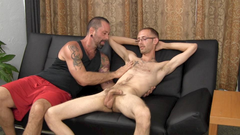 Straight Fraternity Older Hairy Muscle Bear Gets Barebacked by Younger Amateur Gay Porn 06 Muscular Hairy Daddy Gets Barebacked By Straight Younger Guy