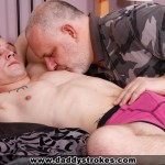 Daddy-Strokes-Chubby-Hairy-Daddy-Blowjobs-with-Younger-House-Boy-Amateur-Gay-Porn-01-150x150 Chubby Hairy Daddy Trades Blow Jobs With His Young House Boy