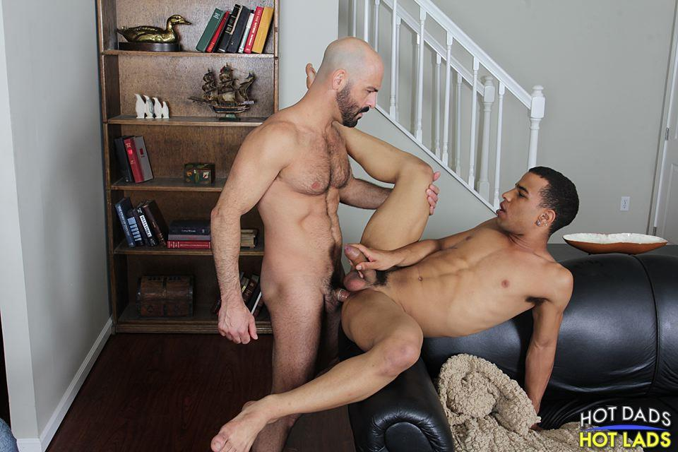 Hot Dads Hot Lads Adam Russo and Trelino Hairy Muscle Daddy Fucks A Young Black Ass Amateur Gay Porn 17 Sexy Hairy Muscle Daddy Fucks A Tight Young Black Ass