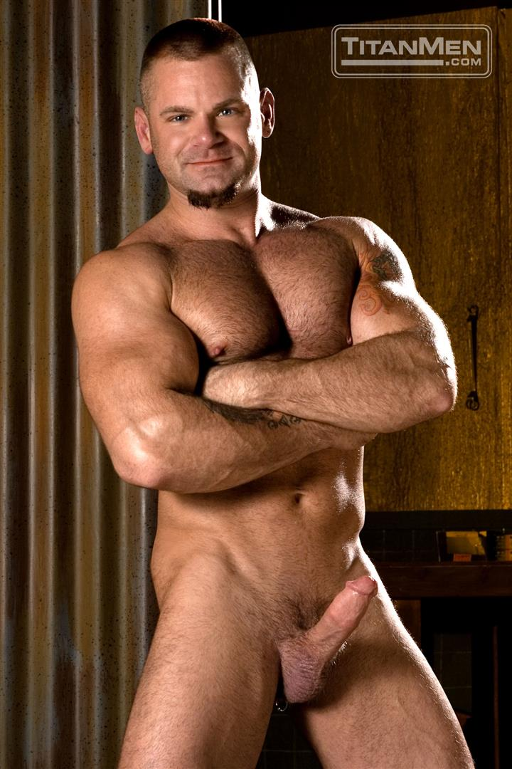 TitanMen-Dean-Flynn-Alex-Baresi-Eduardo-Dean-Coulter-Mike-Roberts-Tober-Brandt-Arpad-Miklos-Hairy-Muscle-Bears-With-Big-Cocks-Amateur-Gay-Porn-27 Muscle Bears:  The Hottest Muscle Bears Ever of Titan Men