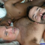 Maverick Men Black Boy Chris Ryder Gets Barebacked By Hairy Muscle Daddies Amateur Gay Porn 4 150x150 Maverick Men Bareback Tag Team & Double Penetrate A Black Twinks Ass