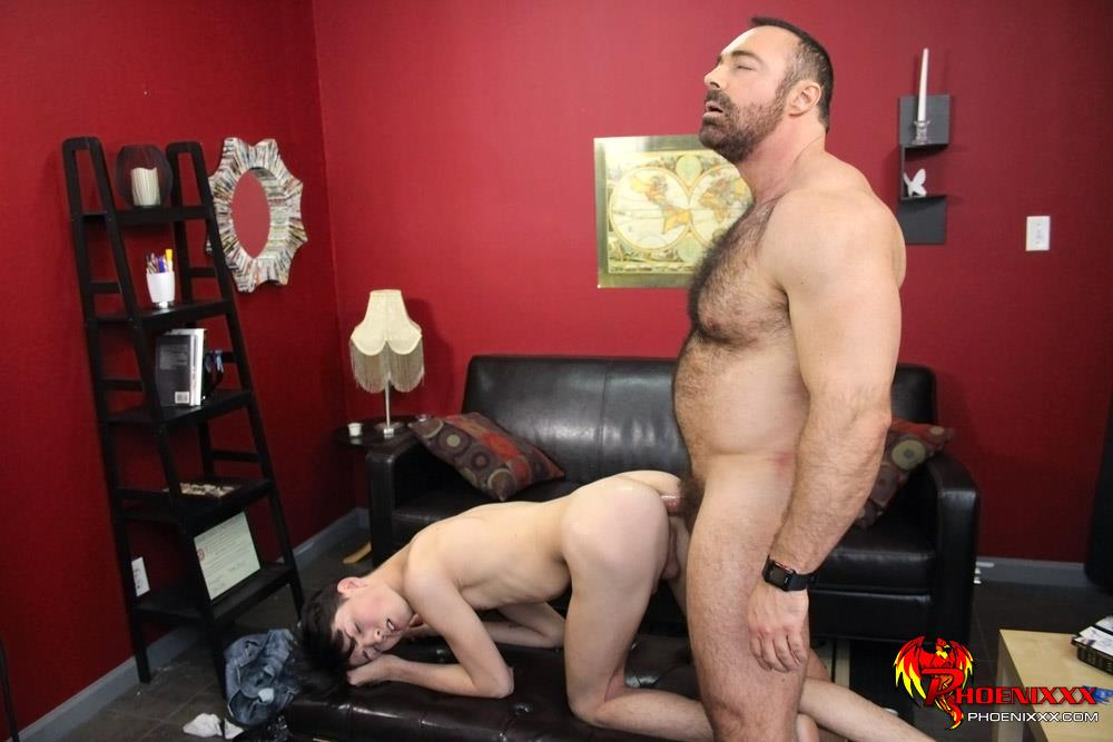 Bang Me Sugar Daddy Benjamin Riley and Brad Kalvo Hairy Muscle Daddy Fucking A Skinny Twink Amateur Gay Porn 17 Hairy Muscle Daddy Brad Kalvo Fucking A 19 Year Old Skinny Twink