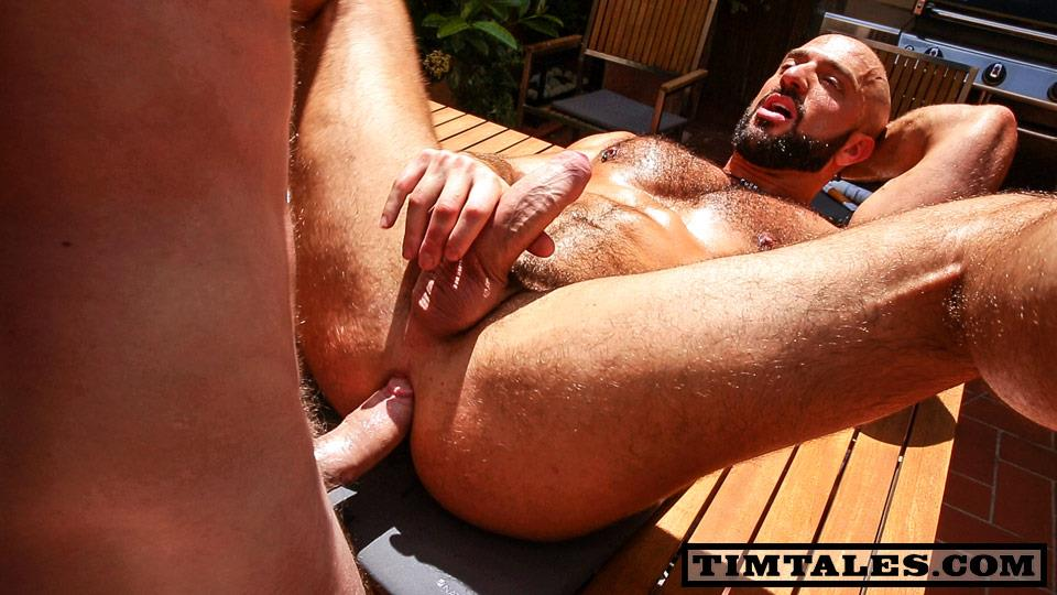 TimTales Tim Kruger and Bruno Boni Big Uncut Cocks Fucking With Feet Play Amateur Gay Porn 14 TimTales: Tim and Bruno Boni   Big Cock And Feet Play