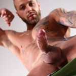 Butch Dixon Samuel Colt and Frank Valencia Hairy Muscle Daddy Getting Fucked By Latino Cock Amateur Gay Porn 07 150x150 Happy Fathers Day: Hairy Muscle Daddy Samuel Colt Taking A Big Cock Up The Ass