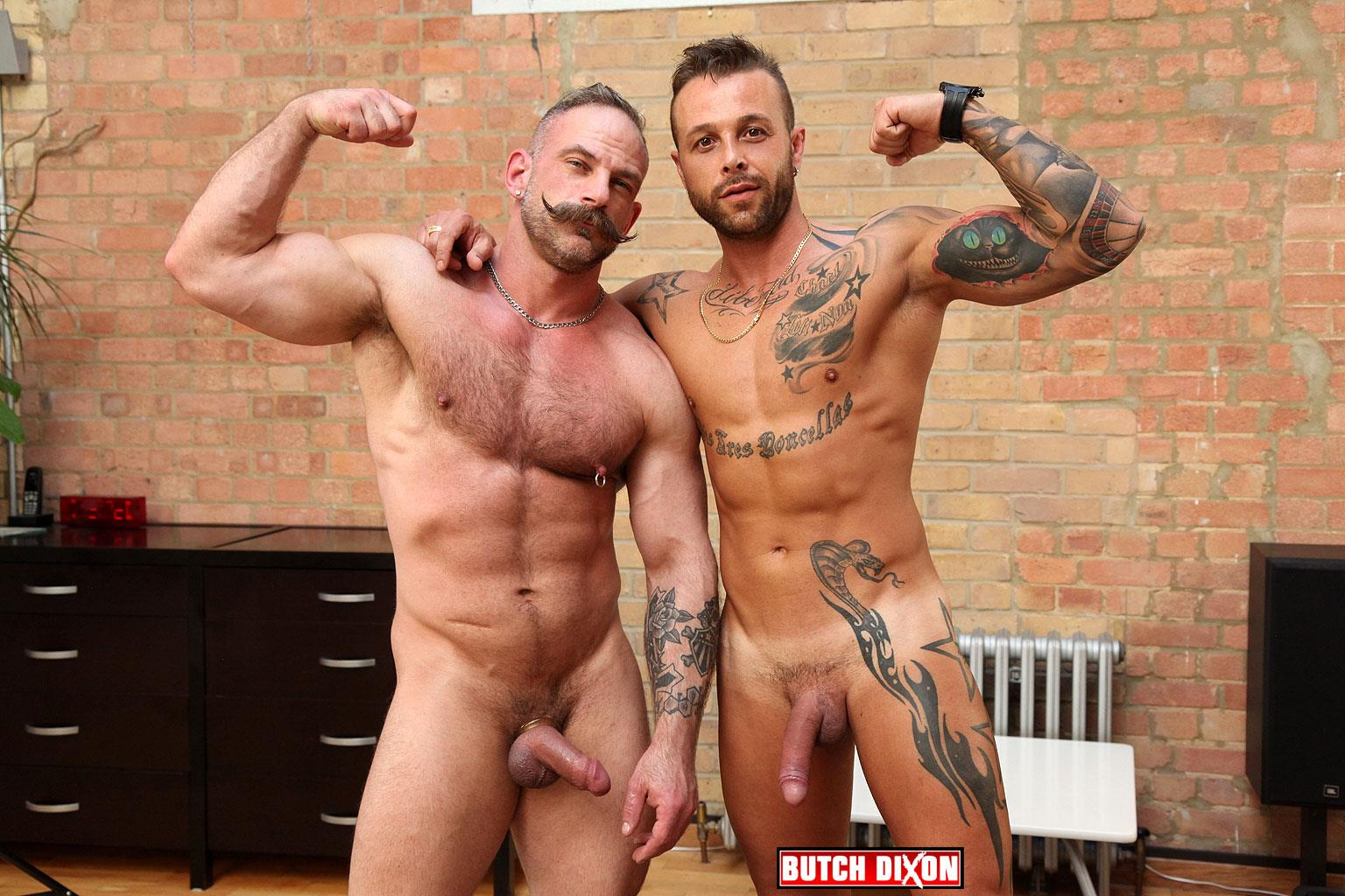 Butch Dixon Samuel Colt and Frank Valencia Hairy Muscle Daddy Getting Fucked By Latino Cock Amateur Gay Porn 10 Happy Fathers Day: Hairy Muscle Daddy Samuel Colt Taking A Big Cock Up The Ass