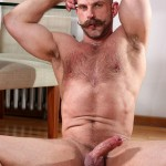 Butch Dixon Samuel Colt and Frank Valencia Hairy Muscle Daddy Getting Fucked By Latino Cock Amateur Gay Porn 21 150x150 Happy Fathers Day: Hairy Muscle Daddy Samuel Colt Taking A Big Cock Up The Ass