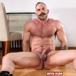 Butch Dixon Samuel Colt and Frank Valencia Hairy Muscle Daddy Getting Fucked By Latino Cock Amateur Gay Porn 23 150x150 Happy Fathers Day: Hairy Muscle Daddy Samuel Colt Taking A Big Cock Up The Ass