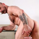 Butch Dixon Samuel Colt and Frank Valencia Hairy Muscle Daddy Getting Fucked By Latino Cock Amateur Gay Porn 26 150x150 Happy Fathers Day: Hairy Muscle Daddy Samuel Colt Taking A Big Cock Up The Ass