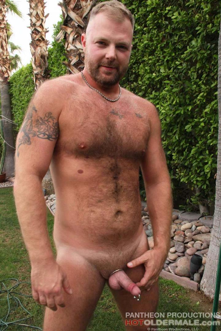 daddies Hairy the woods in gay