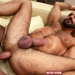 Butch Dixon Adam Russo and Adam Dacre Getting Fucked By A Big Uncut Cock Amateur Gay Porn 09 150x150 Adam Russo Getting A Big Bareback Uncut Cock Up His Hairy Ass
