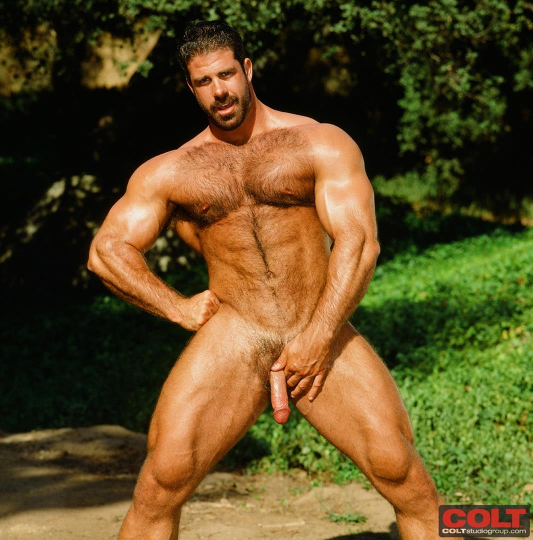 Colt Studio Group Pete Kuzak Hairy Muscle Hunk With Hairy Cock Amateur Gay Porn 06 Hairy Muscle Hunk Colt Icon Pete Kuzak Showing It All