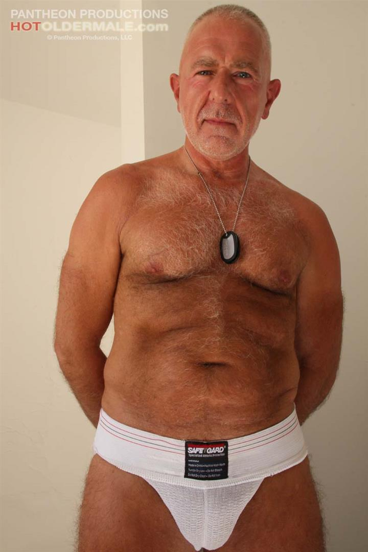 Hot Older Male Rex Silver Silver Daddy Hairy Old Daddy Jerking His Thick Hairy Cock Amateur Gay Porn 09 Hairy Chubby Daddy In Jock Strap Stroking His Thick Hairy Cock