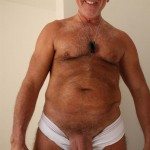 Hot Older Male Rex Silver Silver Daddy Hairy Old Daddy Jerking His Thick Hairy Cock Amateur Gay Porn 12 150x150 Hairy Chubby Daddy In Jock Strap Stroking His Thick Hairy Cock