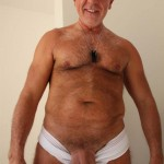 Hot Older Male Rex Silver Silver Daddy Hairy Old Daddy Jerking His Thick Hairy Cock Amateur Gay Porn 13 150x150 Hairy Chubby Daddy In Jock Strap Stroking His Thick Hairy Cock