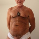 Hot-Older-Male-Rex-Silver-Silver-Daddy-Hairy-Old-Daddy-Jerking-His-Thick-Hairy-Cock-Amateur-Gay-Porn-14-150x150 Hairy Chubby Daddy In Jock Strap Stroking His Thick Hairy Cock