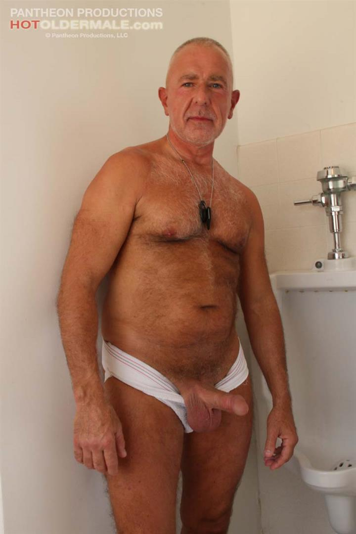 Hot Older Male Rex Silver Silver Daddy Hairy Old Daddy Jerking His Thick Hairy Cock Amateur Gay Porn 16 Hairy Chubby Daddy In Jock Strap Stroking His Thick Hairy Cock