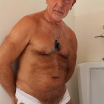 Hot Older Male Rex Silver Silver Daddy Hairy Old Daddy Jerking His Thick Hairy Cock Amateur Gay Porn 17 150x150 Hairy Chubby Daddy In Jock Strap Stroking His Thick Hairy Cock