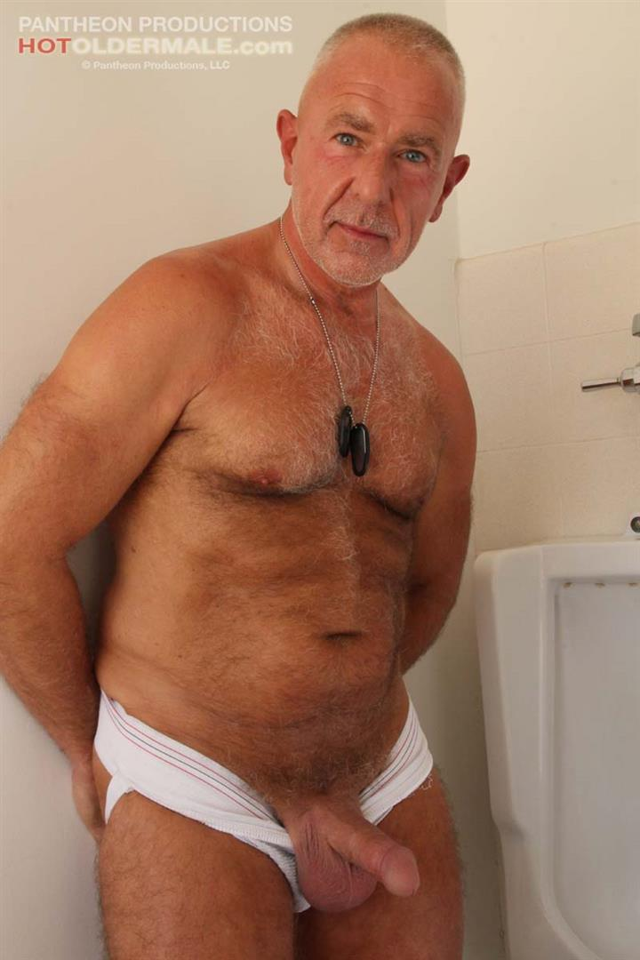 Hot-Older-Male-Rex-Silver-Silver-Daddy-Hairy-Old-Daddy-Jerking-His-Thick-Hairy-Cock-Amateur-Gay-Porn-17 Hairy Chubby Daddy In Jock Strap Stroking His Thick Hairy Cock