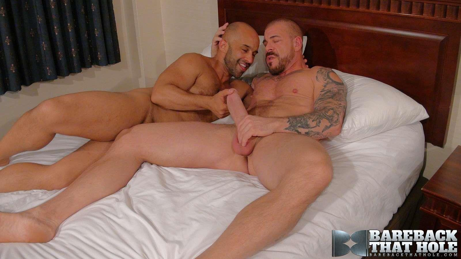 Bareback That Hole Bareback That Hole Rocco Steele and Igor Lukas Huge Cock Barebacking A Tight Ass Amateur Gay Porn 01 Rocco Steele Tearing Up A Tight Ass With His Huge Cock
